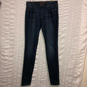 Joe's Mid Rise Skinny Jeans